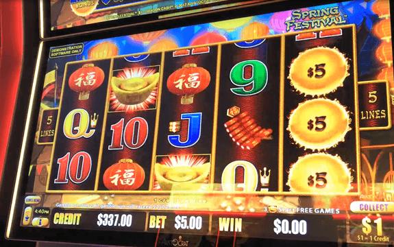 Dragon Link Slot Machines